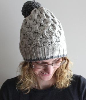 Fashion forward hat