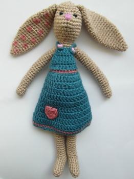 Tilda Style Bunny