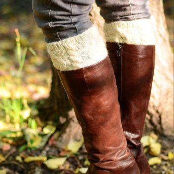 Jen Boot Cuffs #1