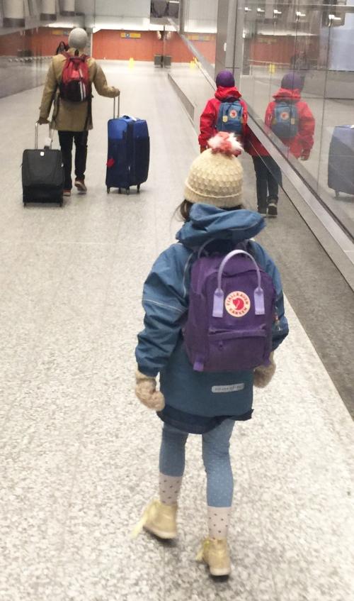 Airport in Calgary